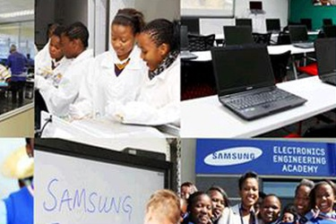 Samsung's Women Technical Programme was an 'invigorating challenge'