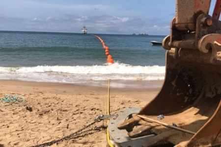 MainOne Cable System to Connect Senegal and Cote d'Ivoire