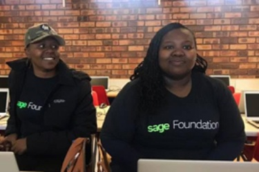 Sage hits $1 million fundraising target for grassroots charities