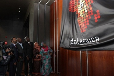 .africa roadshow launched at AU headquarters