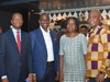 Mr. Abiodun Omoniyi, MD VDT, Mr. Segun Ogunsanya, CEO Airtel, Ms. Funke Opeke, CEO MainOne and Mr. Lanre Kolade, MD C-Squared