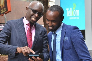 Telkom in partnership to provide free public Wi-fi in Nairobi