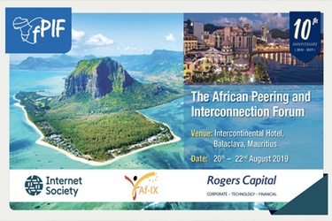 Mauritius to host 10th Africa Peering and Interconnection Forum