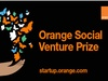 Entries are open for the 10th edition of the Orange Social Venture Prize