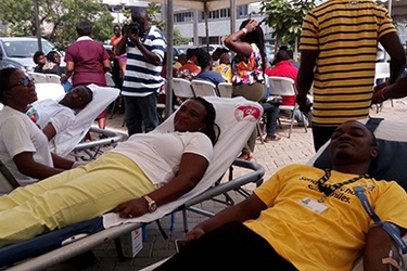 MTN Ghana set to collect 1,700 pints of blood for National Blood Bank