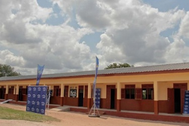 Shelter 4 Education makes dreams come alive at Ejura