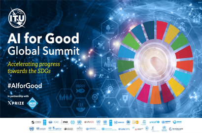 Global summit generates 35 pioneering proposals using artificial intelligence 'for good'