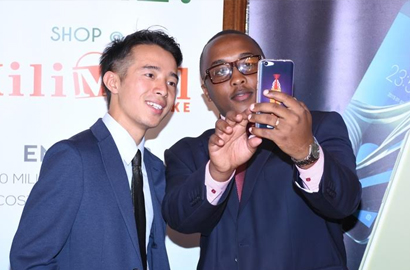 Cubot launches smartphone designed by Kenyan artists