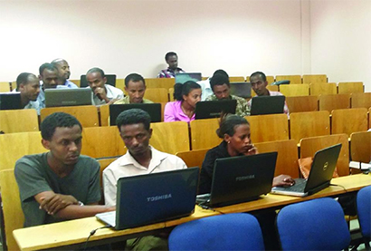 ENhANCE project improves ICT education in East Africa