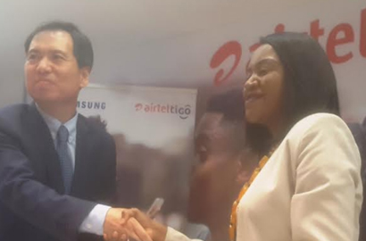 "AirtelTigo partners Samsung to thrill customers with ""Life Just Got Lit"" campaign"