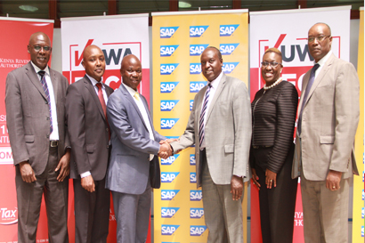 KRA takes positive steps towards promoting citizen-centric efficiencies with SAP