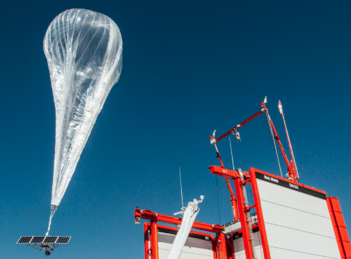 Loon Internet balloons receive approval to fly in Kenya