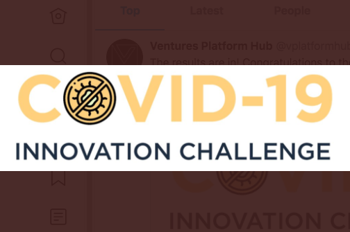 Ventures Platform and LASRIC announce Seven successful startups to help fight COVID19
