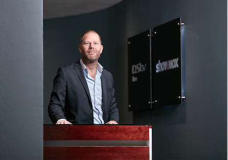 Niclas Ekdahl, CEO of the Connected Video division of MultiChoice