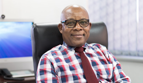 Wellington Makamure, CEO of Liquid Telecom Southern Africa