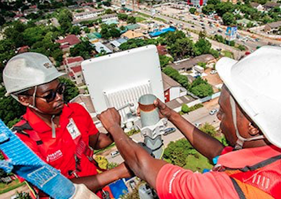 Ontel chooses Radwin's Jet Duo base-station to perform in Burkina Faso