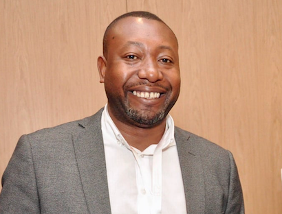 James Byaruhanga – General Manager, Raxio Data Centre
