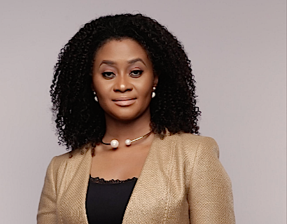 Angela Kyerematen-Jimoh as General Manager for IBM North, East and West Africa