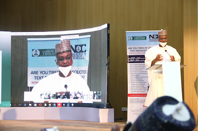 Dr Isa Ali Ibrahim (Pantami),Nigerian Ministry of Communications and Digital Economy