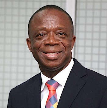 Thomas Baafi, Chief Executive Officer of Bsystems Ghana Limited