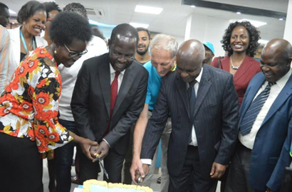 Telkom launches revamped retail shop in Kisumu