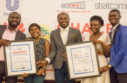 Tigo wins CSR Award for Education and Partnership Initiative of the Year