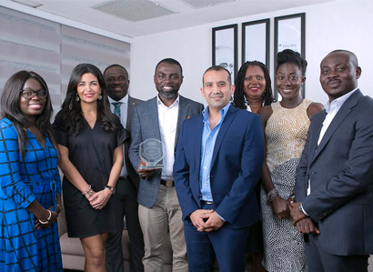 Tigo wins CIMG Telecom Company of the Year