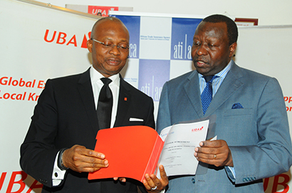 UBA, ATI collaborate to boost regional and international trade