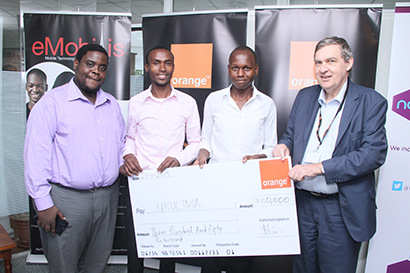 Ukulima application wins Orange Developer challenge