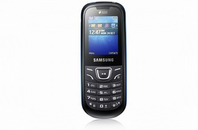 Samsung launches GPRS smart dual-SIM phone