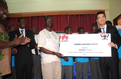 Huawei, Makerere promote schools ICT innovation