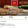 Hacked Burger King account