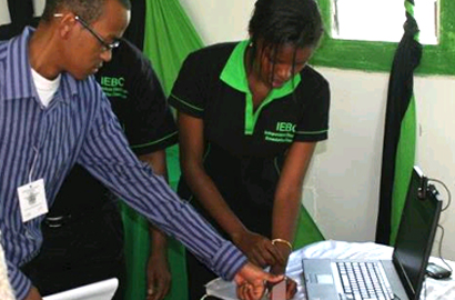 Kenya scraps e-registration