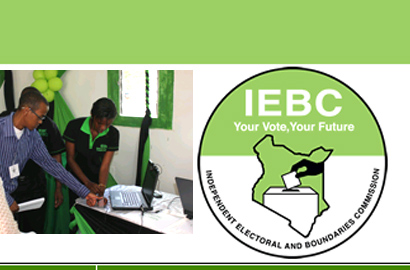 Job-seekers knock down IEBC site
