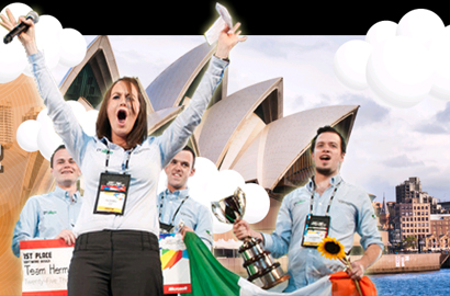 Imagine Cup finalists named