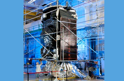 Intelsat 20 launched