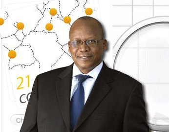 MTN Group President and CEO Sifiso Dabengwa
