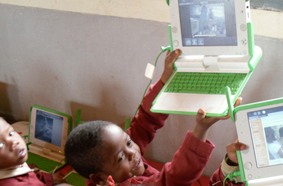 OLPC to bring out touch device