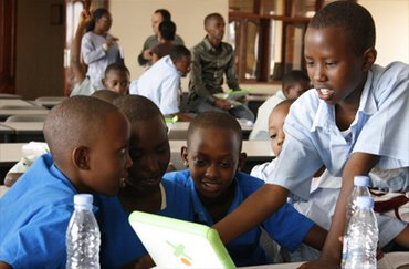 Rwanda hosts OLPC Scratch Day