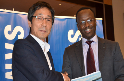 Samsung inks smart solutions partnership with Rwanda