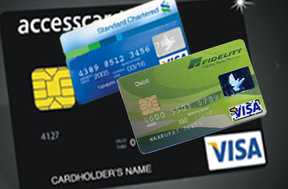 Foreign Visa card spending up in Kenya