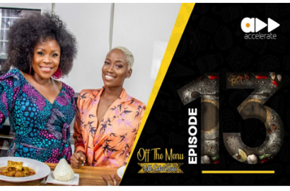 "Hottest Online Cooking Show ""Off the Menu"" Ends Its First Season with a Banga"