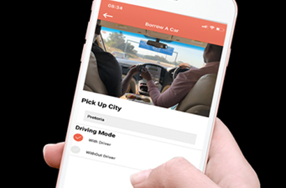 Secure Ride Sharing Platform Launches in South Africa