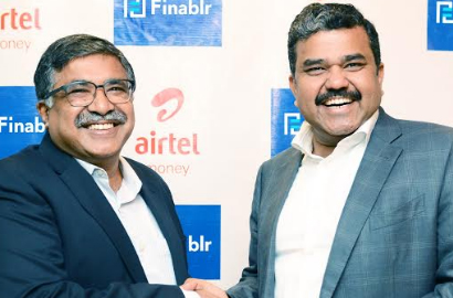 Airtel Africa and Finablr Announce Global Partnership