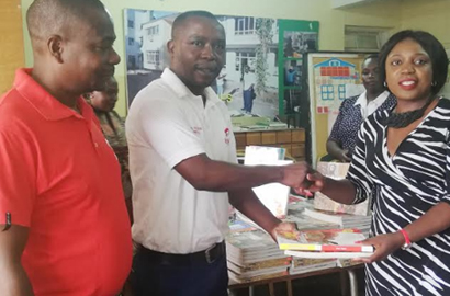 Airtel connects Ndola library
