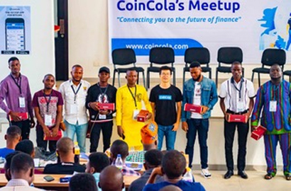 CoinCola Holds First Meet-up in Lagos