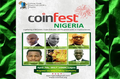 BitCoin, cryptocurrency in focus at CoinFest Nigeria