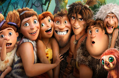 "HP brings cutting-edge technology to DreamWorks Animation's ""The Croods"""