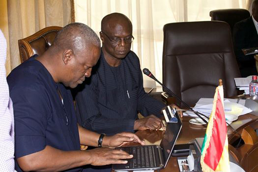 Ghana Presidency gets a new E-Cabinet platform