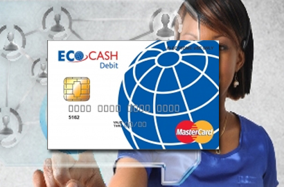 EcoCash launches MasterCard debit card